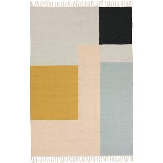 Ferm Living Kelim Squares (200x140cm) Flerfärgad