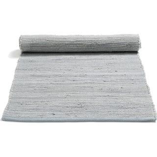 Rug Solid Cotton (140x200cm) Grå