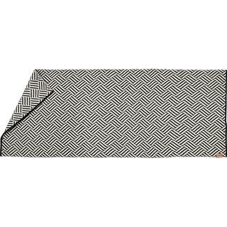 Klippan Yllefabrik Samba (85x240cm) Svart