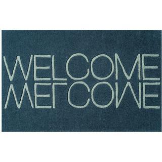 Linie Design Welcome (50x80cm) Grön