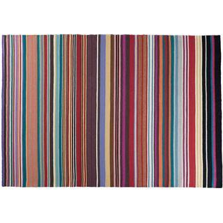 Linie Design Feel (170x240cm) Röd