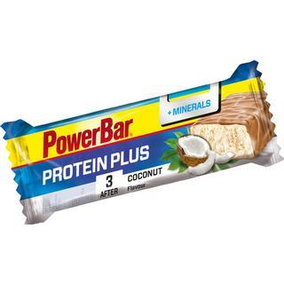 PowerBar Protein Plus + Mineral Bar Coconut 35g 1 st