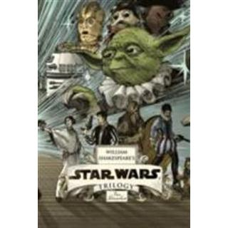 William Shakespeare's Star Wars Trilogy: The Royal Imperial Boxed Set: Includes Verily, a New Hope; The Empire Striketh Back; The Jedi Doth Return; An (Inbunden, 2014)