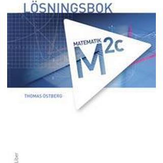 M 2c Lösningsbok (Häftad, 2014)