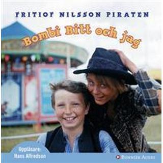 Bombi Bitt och jag (Ljudbok nedladdning, 2010)