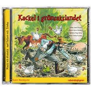 Pettson o Findus - Kackel i grönsakslandet (Ljudbok nedladdning, 2014)