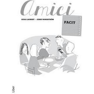 Amici Facit - Italienska för nybörjare (Häftad, 2015)