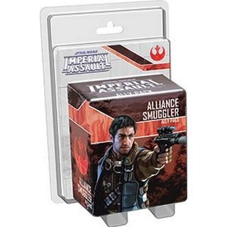 Fantasy Flight Games Star Wars: Imperial Assault Alliance Smuggler Ally Pack