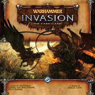 Fantasy Flight Games Warhammer: Invasion The Card Game