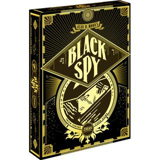Z-Man Games Black Spy