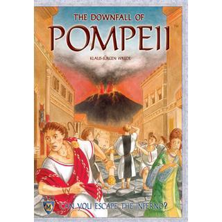 Amigo The Downfall of Pompeii