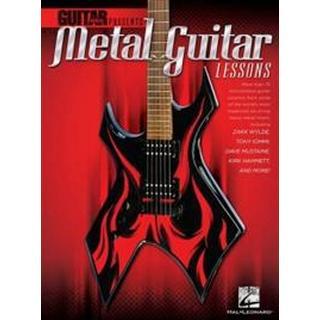 Guitar Worlds Presents Metal Guitar Lessons (Pocket, 2015)