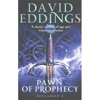 Pawn of prophecy - book one of the belgariad (Pocket, 2012)