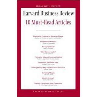HBR's 10 Must Reads The Essentials (Pocket, 2010)