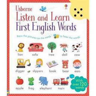 Listen and Learn First English Words (, 2015)