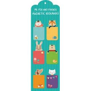 Mr. Fox and Friends Magnetic Bookmarks (Övrigt format, 2013)