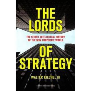 The Lords of Strategy (Inbunden, 2010)