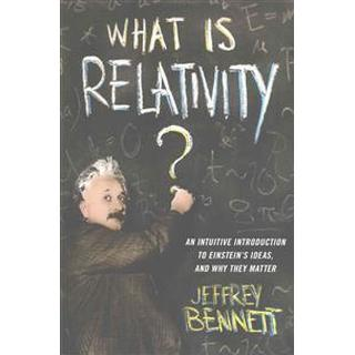 What Is Relativity? (Pocket, 2016)