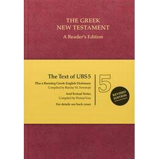 The Greek New Testament (Inbunden, 2015), Inbunden