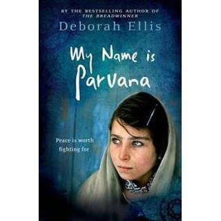 My Name is Parvana (Häftad, 2014)