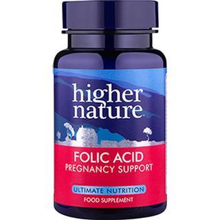 Higher Nature Folic Acid 90 st