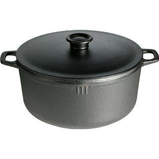 Fiskars Brasserie Gjutjärnsgryta med lock 6.5 L 27 cm