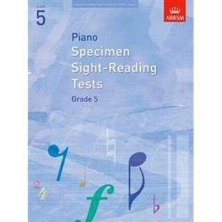 Piano Specimen Sight-Reading Tests, Grade 5 (Övrigt format, 2008)