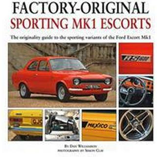 Factory-Original Sporting MK1 Escorts (Inbunden, 2012)