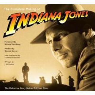The Complete Making of 'Indiana Jones' (Häftad, 2008)