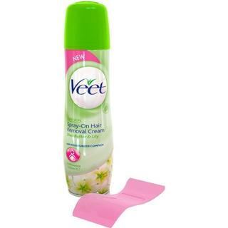 Veet Spray-On Hårborttagningscreme Lotus Milk & Jasmine 150ml