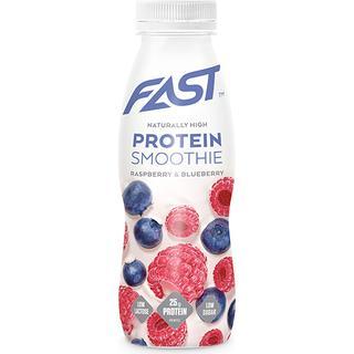 Natural Protein Smoothie Blueberry Raspberry 330ml