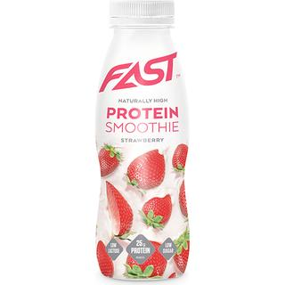 Natural Protein Smoothie Srawberry 330ml