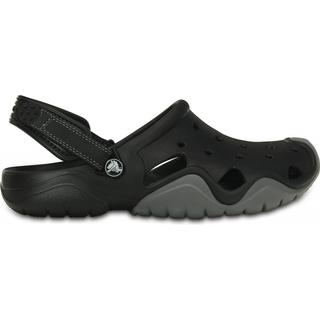 Crocs Swiftwater - Black/Charcoal
