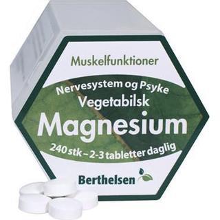 Berthelsen Magnesium 600 240 st