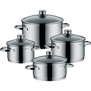 WMF Saphir Pots Set med lock 4 delar
