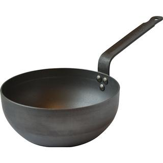 Mauviel M'Steel Rounded Sauteuse 28 cm