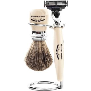Benjamin Barber Duke MP 3-part Shaving Set