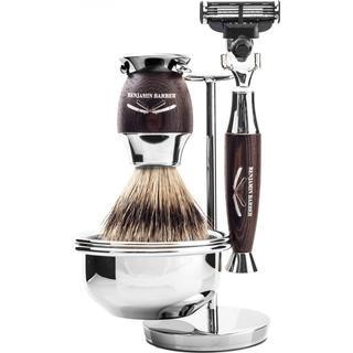 Benjamin Barber Marquise 4-part Shaving Set Gillette Fusion