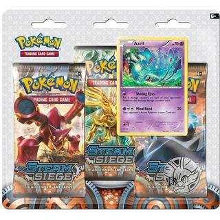 Pokémon XY - Steam Siege