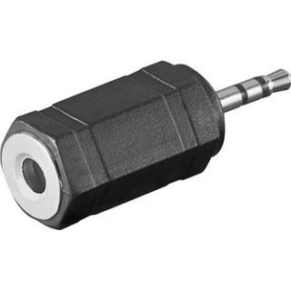 Goobay 2.5mm-3.5mm Adapter