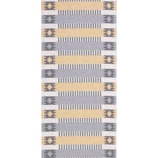 Horredsmattan Märta (70x250cm) Gul