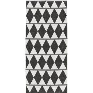 Horredsmattan Zigge (70x100cm) Svart