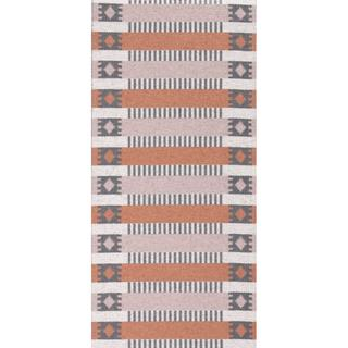 Horredsmattan Märta (70x350cm) Orange