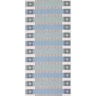 Horredsmattan Märta (70x250cm) Blå