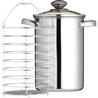 Kitchencraft Asparagus Gryta med lock 3 L