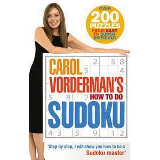 Carol Vorderman's How to Do Sudoku (Storpocket, 2005)
