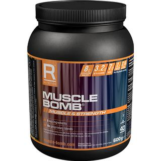 Reflex Nutrition Muscle Bomb Black Cherry 600g
