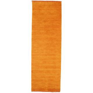 RugVista Handloom Fringes (80x250cm) Orange