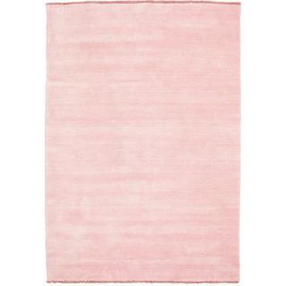 RugVista Handloom Fringes (140x200cm) Rosa