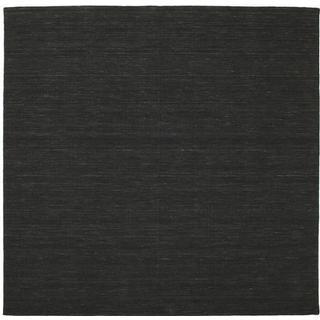 RugVista Kelim Loom (250x250cm) Svart